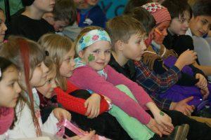 Karneval in der Erich Kästner - Schule